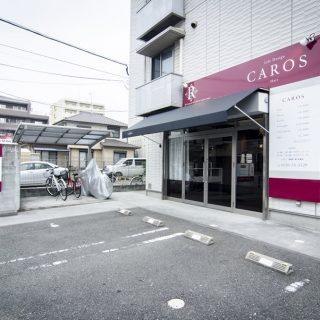 CAROS店舗外観